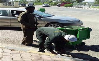 رئيس مدينة الأقصر يتابع حملات رفع التراكمات والمخلفات   صور