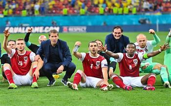 تأهل هولندا والنمسا من المجموعة الثالثة في يورو 2020