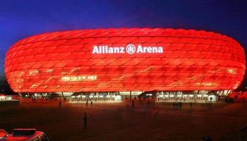 تقارير: يويفا واللجنة المنظمة يتفقان على عدم إضاءة استاد ميونخ بألوان قوس قزح