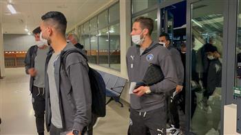 بيراميدز يسافر إلى المغرب ظهر الخميس