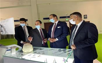 """السبكي:""""الرعاية الصحية"""" أول هيئة في مصر تستخدم تقنية التشخيص الرقمي للأورام وتحليل الأنسجة صور"""