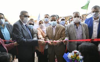 محافظ الغربية يفتتح مدرسة بسمنود.. ويؤكد: نستعد لافتتاح 145 أخرى  صور