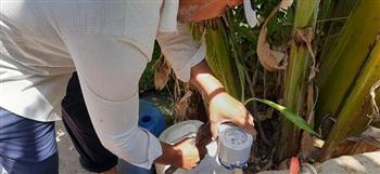محافظ الشرقية: تركيب 20 عداد مياه شرب مجانا للأسر الأكثر احتياجا| صور