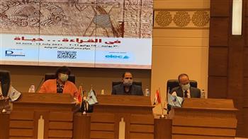 محمد رشاد: معاملة الناشر اللبناني مثل المصري تضامنًا مع الأحداث الأخيرة   صور