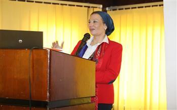 وزيرة البيئة: نموذج تحويل المخلفات لطاقة يساعد مصر على الوفاء بالتزاماتها الدولية