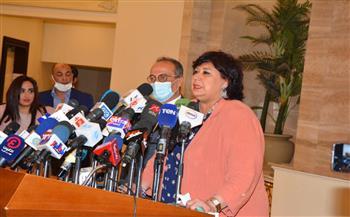 وزيرة الثقافة تعلن تفاصيل «معرض الكتاب»: مصر رئيسًا وحكومة تحرص على دعم القراءة