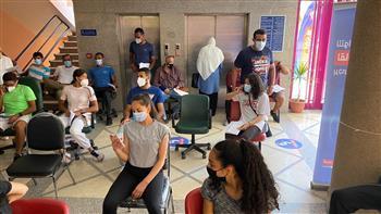 بدء تطعيم بعثة مصر المشاركة بأولمبياد طوكيو بلقاح كورونا