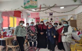 """""""قومي المرأة"""" بالبحر الأحمر ينظم لقاء توعويًا بالغردقة   صور"""