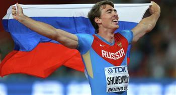 تبرئة الروسي شوبينكوف من تعاطيه المنشطات