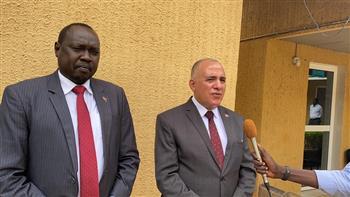 وزير الري: المشروعات التي تنفذها مصر في جنوب السودان تهدف لتحقيق التنمية والاستقرار للمواطنين   صور