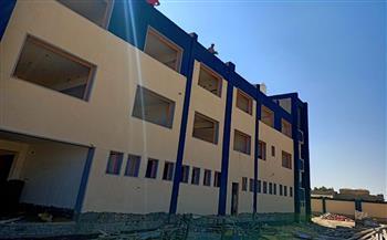 أبنية تعليم مطروح: إنشاء مبان مدرسية وصحية بنصف مليار جنيه خلال 7 سنوات | صور