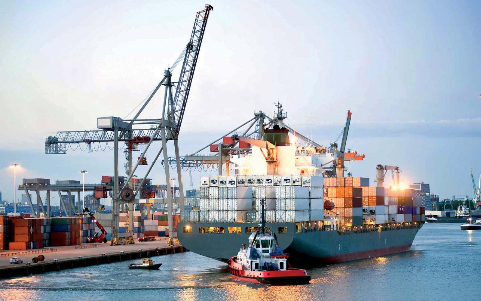 تداول  ألف طن بضائع إستراتيجية بميناء الإسكندرية