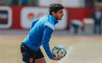محمد هاني خارج حسابات الأهلي أمام الترجي في نصف نهائي بطولة إفريقيا