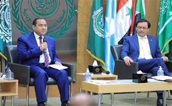 موسى أبو زيد: جائحة كورونا ألقت بالكثير من التحديات على عاتق أجهزة الإدارة العامة العربية  صور