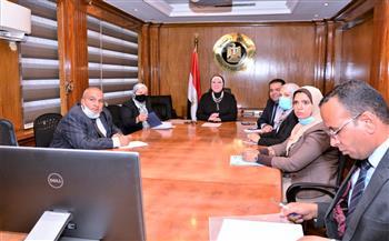نيفين جامع: مجموعة عمل مشتركة لتيسير حركة التجارة والاستثمارات بين مصر والمغرب