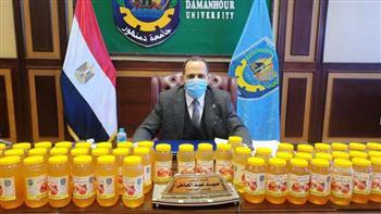 اعتماد أول المراكز لسلامة الغذاء بالجامعات المصرية في جامعة دمنهور
