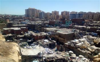 محافظة القاهرة تنهي إزالات بطن البقرة العشوائية بحي مصر القديمة