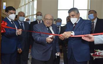 """مصطفى الفقي وأسامة ربيع يفتتحان """"سفارة المعرفة"""" بقناة السويس"""