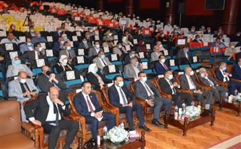محافظ الغربية يشهد احتفالية فرع هيئة الرقابة الإدارية بالذكرى الـ 57 لتأسيسها   صور