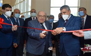 بحضور «ربيع والفقي».. افتتاح سفارة المعرفة بهيئة قناة السويس