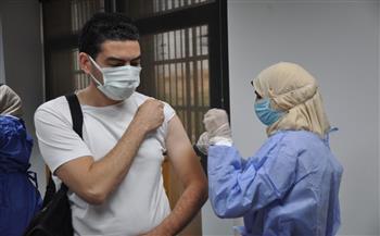جامعة حلوان تواصل تطعيم منتسبى الجامعة باللقاح الخاص بفيروس كورونا|صور
