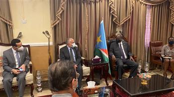وزير الري يوضح المشروعات التي تنفذها مصر في 7 ولايات بجنوب السودان