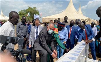 وزير الري يستعرض مع نائب رئيس جمهورية السودان مفاوضات السد الإثيوبي
