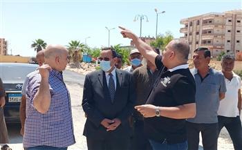 محافظ-شمال-سيناء-يتفقد-عددا-من-المشروعات-بالشيخ-زويد- صور