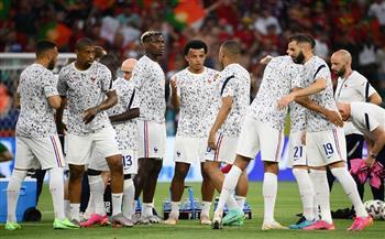 انطلاق مباراة فرنسا والبرتغال فى «يورو 2020»