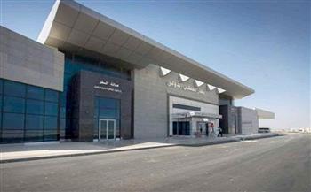 وزير الطيران: إغلاق مطار سفنكس لإنهاء أعمال التطوير