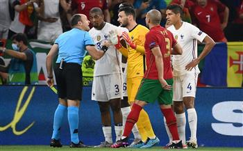 الشوط الأول.. فرنسا تتعادل مع البرتغال 1/1 فى «يورو 2020»