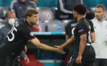 ألمانيا تسجل هدف التعادل أمام المجر بـ «يورو 2020»