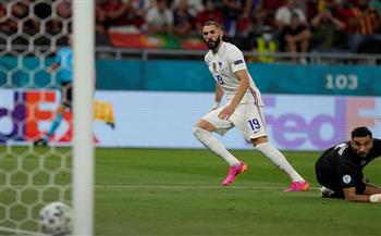 كريم بنزيمة: الجميع كان ينتظر لحظة عودتي للتسجيل مع منتخب فرنسا