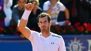 «موراي» ضمن فريق التنس البريطاني المشارك في أولمبياد طوكيو