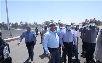 وزير النقل: العمل على مدار الساعة لإنهاء مشروع محور ديروط على النيل