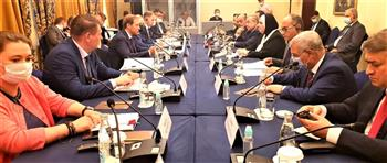 وزيرة التجارة تبحث مع نظيرها الروسي سبل تعزيز التعاون الاقتصادي المشترك بين القاهرة وموسكو