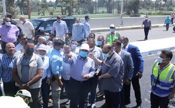 وزير النقل: تم التخطيط لإنشاء 14 محورا بتكلفة 18.5 مليار جنيه