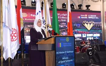 القباج: الرئيس السيسي يدعم المجتمع المدني بتسهيلات كبيرة.. و«30 يونيو» خير دليل على ما نشهده من تنمية