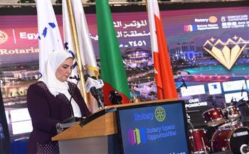 وزيرة التضامن الاجتماعي: «حياة كريمة» أكبر مشروع تاريخي بمصر بتكلفة 700 مليار جنيه