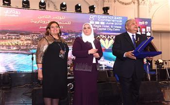 بدء فعاليات «مؤتمر دعم الاقتصاد المصري وفرص الاستثمار والصحة» بالعاصمة الإدارية