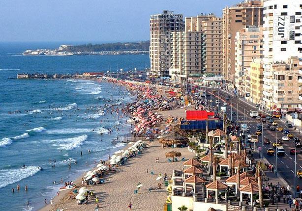 ;السياحة والمصايف; بالإسكندرية تستقبل  حجزا إلكترونيا للشواطئ اليوم