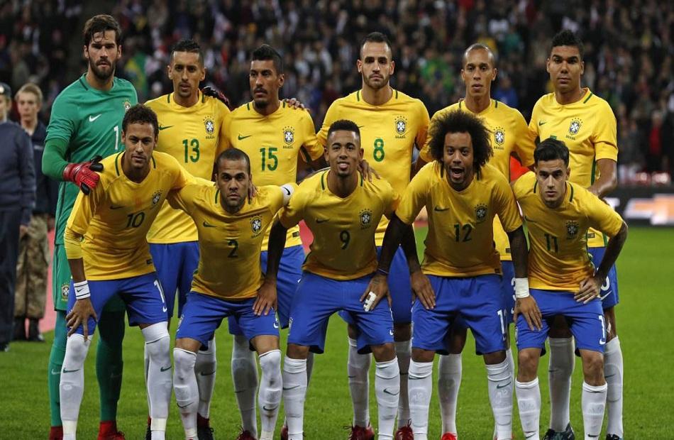 تحديد منافس البرازيل في افتتاح كوبا أمريكا