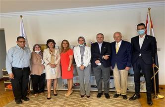 """إطلاق مشروع """"تنمية التجارة بمصر"""" الممول من الوكالة الأمريكية للتنمية الدولية"""