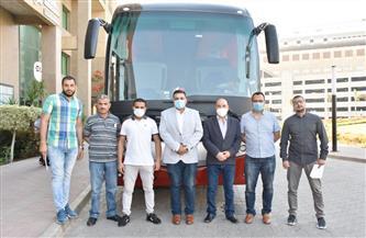 قافلة جامعة عين شمس تنطلق لخدمة أهالي محافظة البحيرة|صور