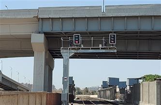 وزير النقل: برج إشارات شبرا يتحكم في ١٨ سيمافورا ضوئيا و١٥ موتور تحويلة