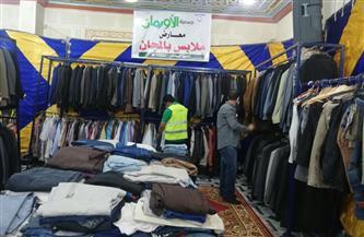 توزيع 3 آلاف قطعة ملابس وأجهزة كهربائية للأكثر احتياجا بالغربية |صور