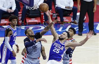 سيكسرز يعبر بواشنطن إلى قبل نهائي الشرق بدوري السلة الأمريكي