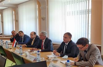وزير تجارة بيلاروسيا: تقديم كافة التسهيلات للتسجيل الفوري للشركات المصرية