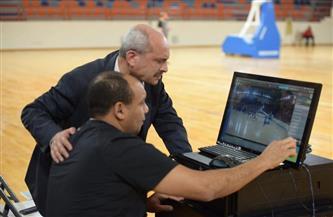 اتحاد السلة يطبق تقنية الفيديو في نصف نهائي ونهائي دوري السوبر