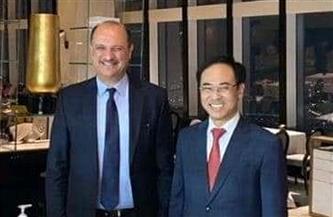 مدير هيونداي الكورية: نتطلع  لإبرام اتفاق شراكة طموح مع مصر